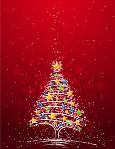 Eglīte - Ziemassvētku kartiņa 30