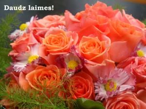 Kartiņas ar ziediem 24