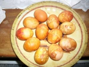 Lieldienu olas - Lieldienu kartiņa 28