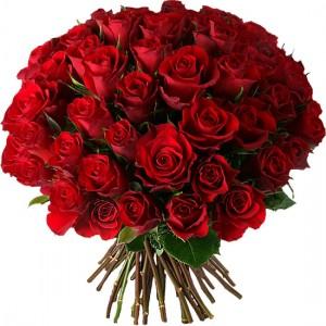 Rožu pušķis - Kartiņas ar ziediem 35