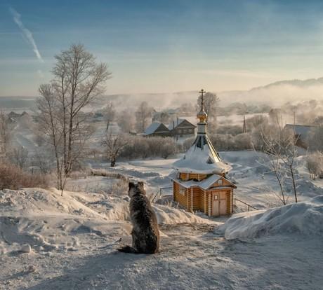 Ziemas kartiņa 32