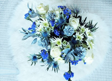 Kartiņas ar ziediem 90