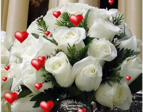 Kartiņas ar ziediem 68