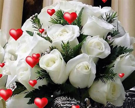 Kartiņas ar ziediem 107