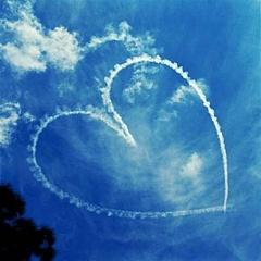 Sirds mākoņos - Romantiskas kartiņas  13