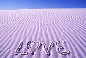 Mīlestība smiltīs - Romantiskas kartiņas  20