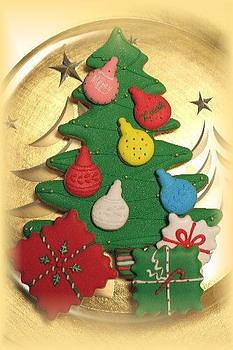 Ziemassvētku kartiņa 12