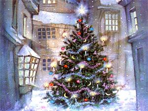Ziemassvētku kartiņa 3